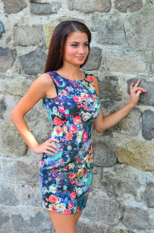 лятна рокля белла