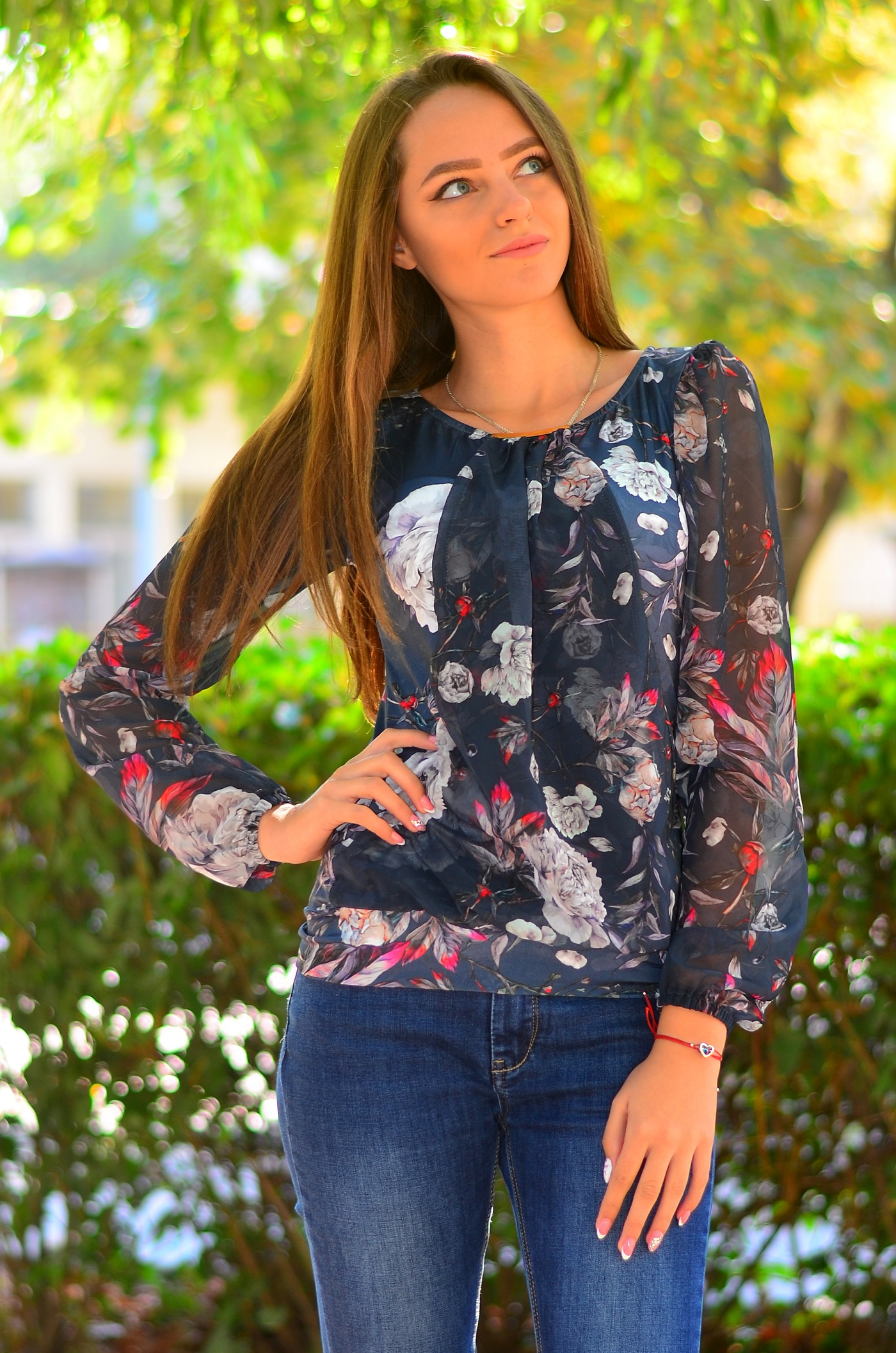 f16efc14cb8 Официални дамски блузи с дълъг ръкав | Блог - Days in colours.bg